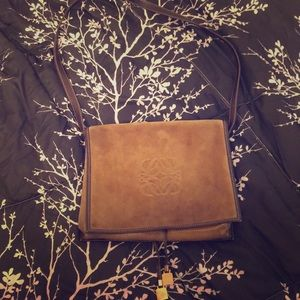 Vintage Loewe crossbody bag